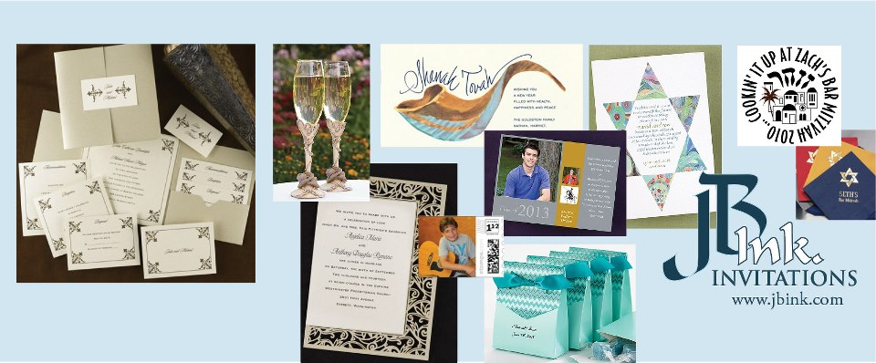 Ordering invitations is easy with help from Joan